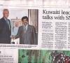 SM Goh Meets Kuwaiti Diplomat … NOOOT!!!