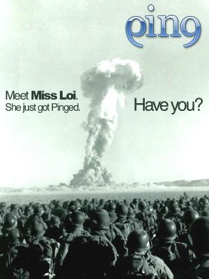 Ping.sg Advertisement - Meet Miss Loi