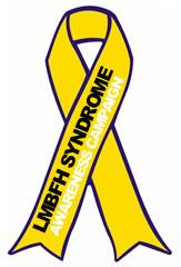 LMBFH Syndrome Campaign Ribbon