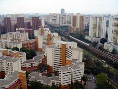 Upgraded HDB Estate