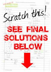 O-Level October/November 2010 EMaths 4016 Paper I Solutions (Tentative)