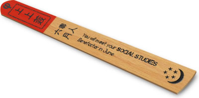 O Level Social Studies Fortune Stick